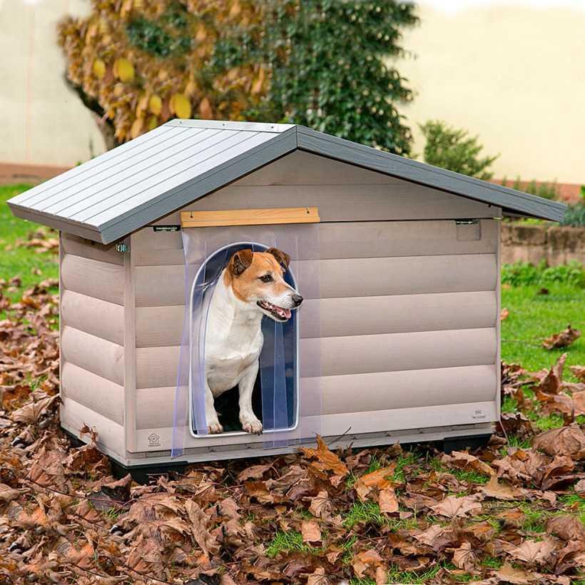 Будка для собаки своими руками: виды конструкций будок, выбор места и строительных материалов + пошаговая инструкция изготовления своими руками