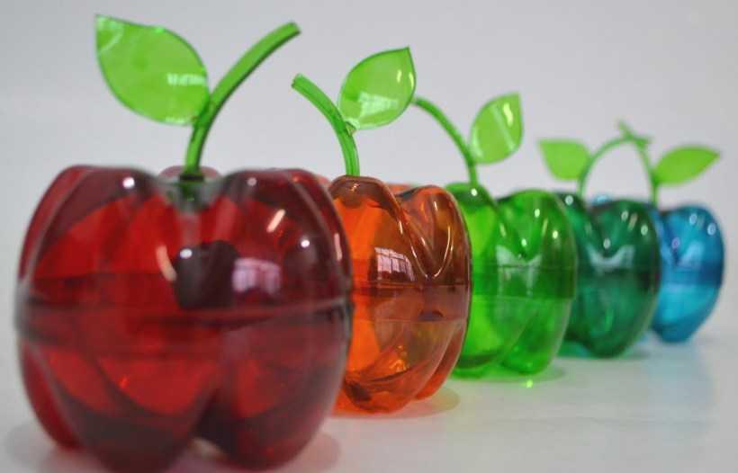 Поделки из пластиковых бутылок: нестандартные идеи поделок. Мастер-класс по изготовлению поделки своими руками + фото лучших работ